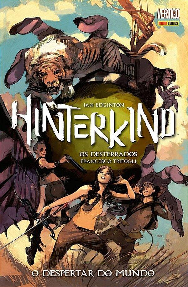 HINTERKIND: OS DESTERRADOS