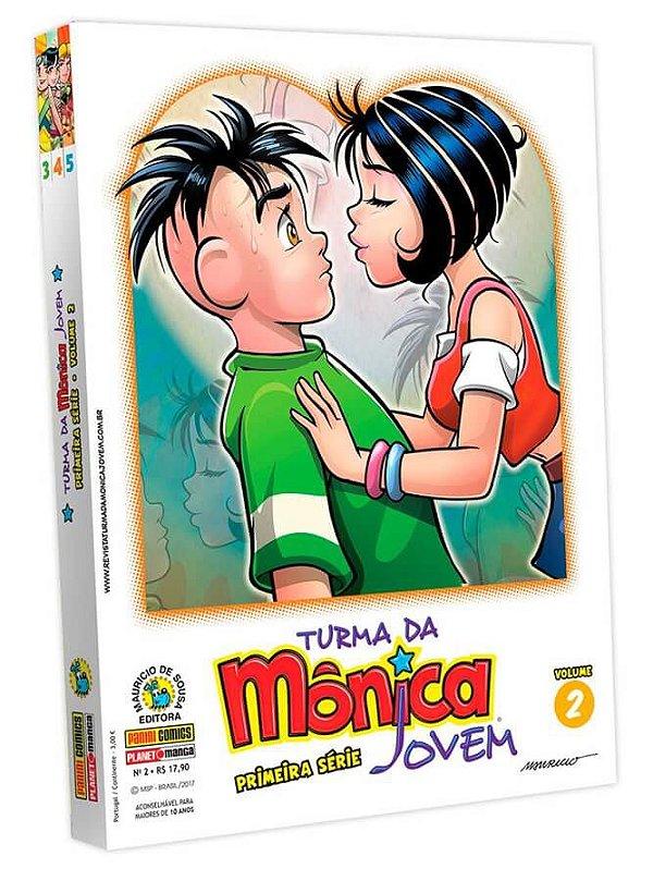 TURMA DA MÔNICA JOVEM - PRIMEIRA SÉRIE - 2
