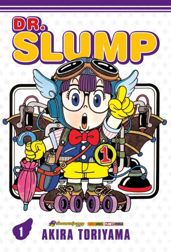 DR. SLUMP - 1
