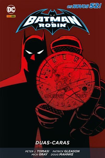 BATMAN & ROBIN: DUAS CARAS