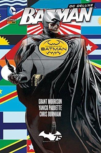 Corporação Batman - Volume 1 - Grant Morrison