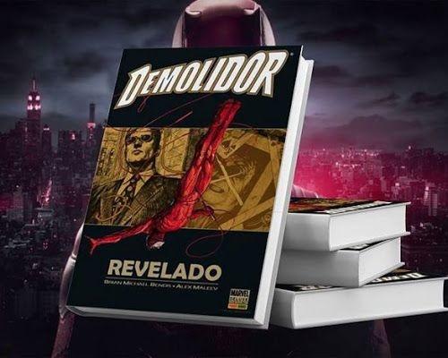 Demolidor - Revelado