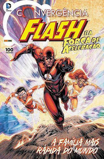 Convergência - Flash I E a força de aceleração