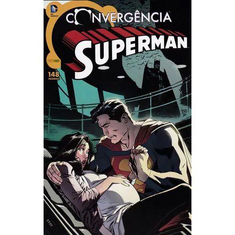 Convergência - Superman