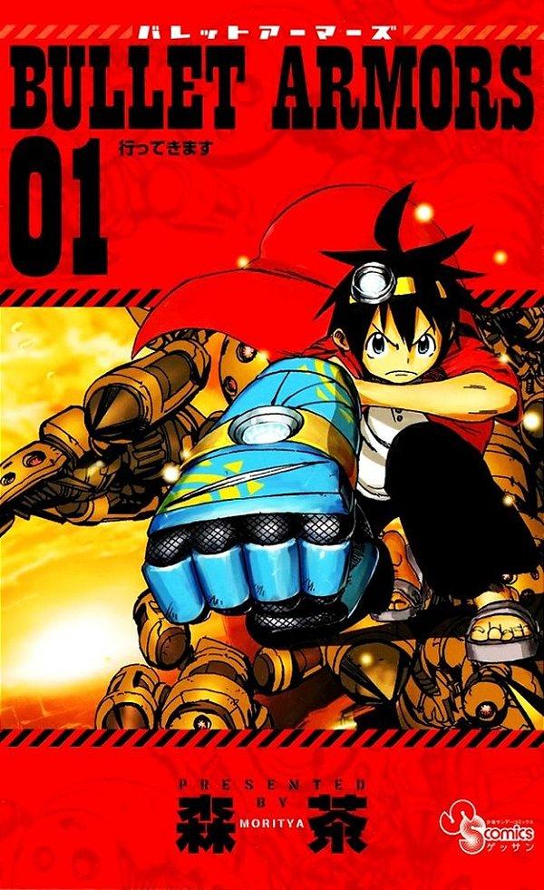 BULLET ARMORS #1 (DE 6)