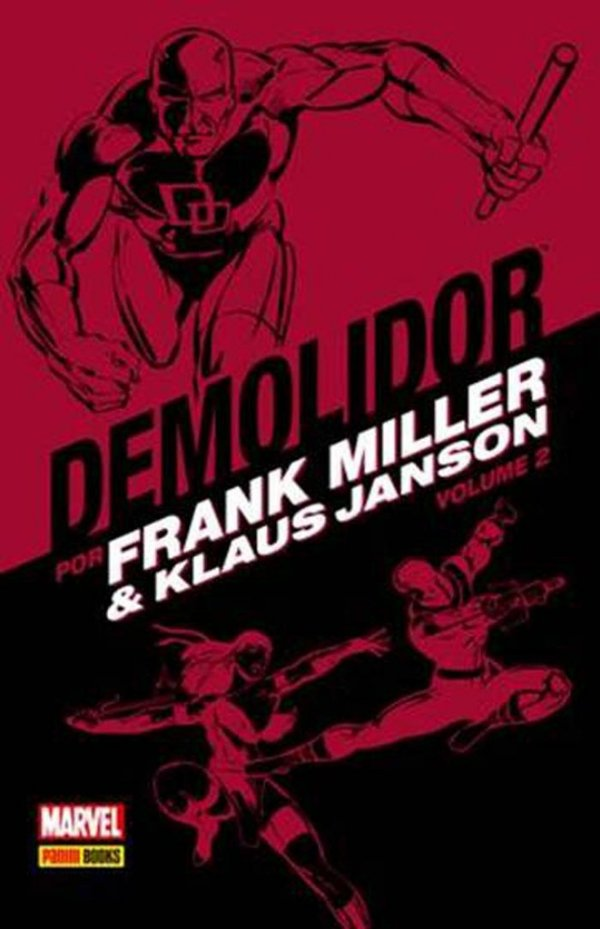 DEMOLIDOR POR FRANK MILLER VOLUME 2