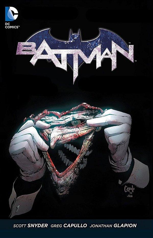 BATMAN: A MORTE DA FAMÍLIA