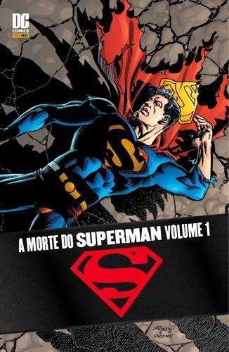 A morte do Superman vol 1