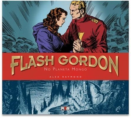 FLASH GORDON NO PLANETA MONGO - EDICAO DE LUXO