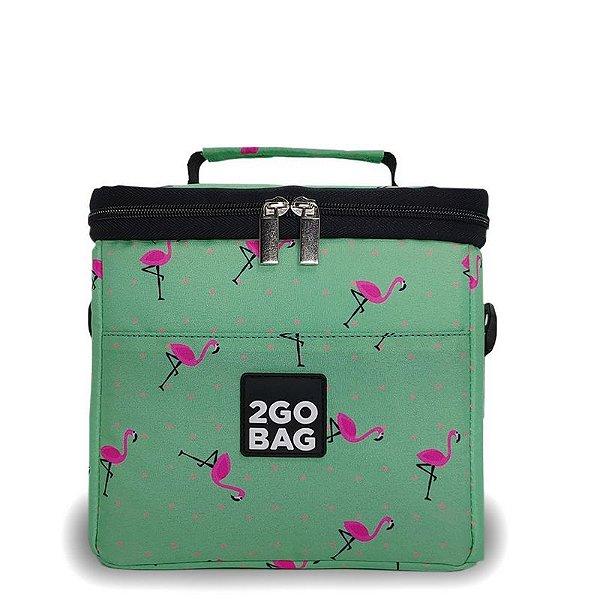 Bolsa Térmica 2Go Bag MINI Flamingo para 4,3 litros