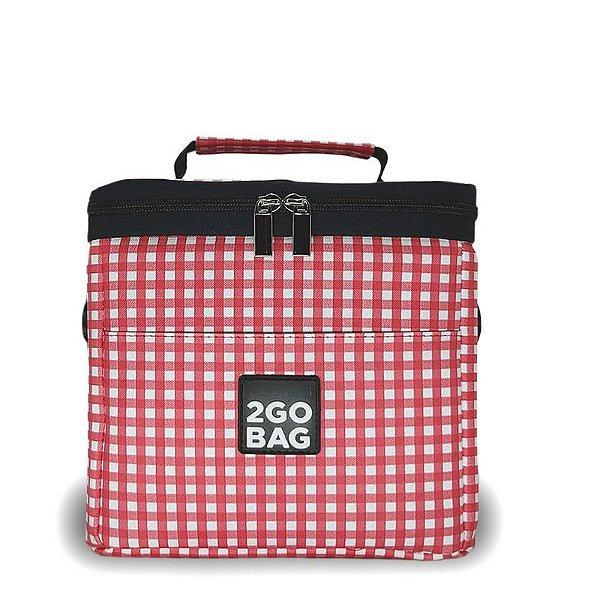 Bolsa Térmica 2Go Bag MINI Pic Nic para 4,3 litros