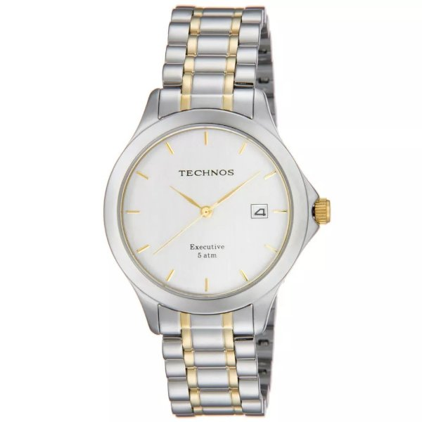 Relógio Technos Classic Executive Masculino 1S13BB/5K