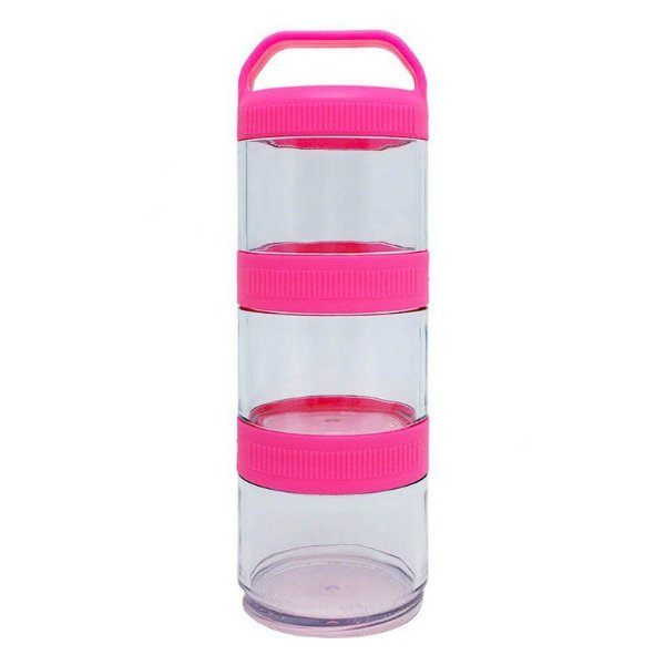 Porta Suplementos 2goPot Multiuso | Pink