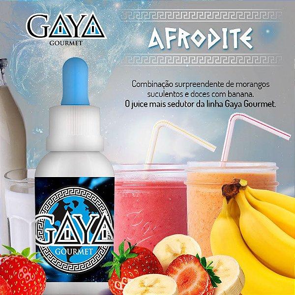 Liquido GAYA Gourmet Afrodite (Morango / Banana)