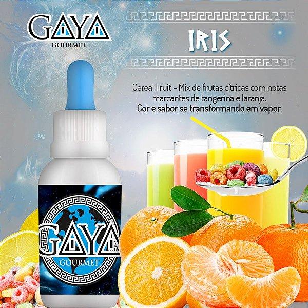 Liquido GAYA Gourmet Íris (Tangerina / Laranja)