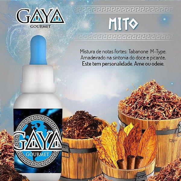 Liquido GAYA Gourmet Mito (Tabaco)