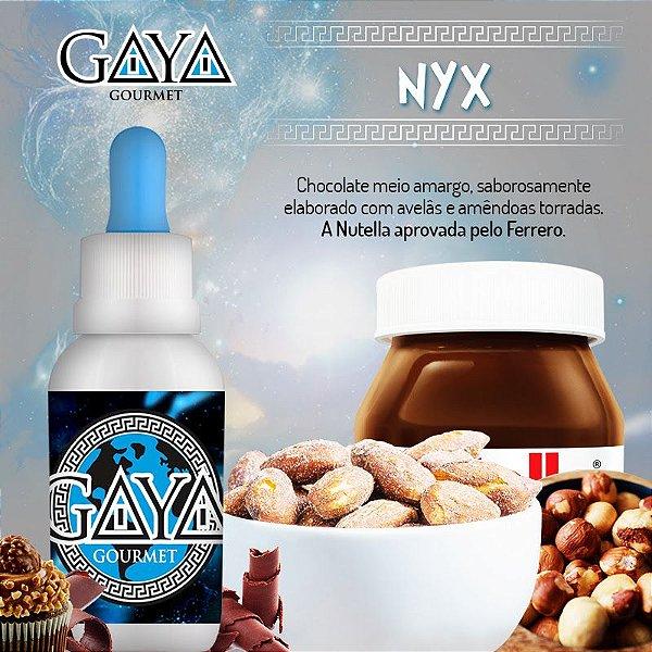 Liquido GAYA Gourmet NYX (Chocolate)