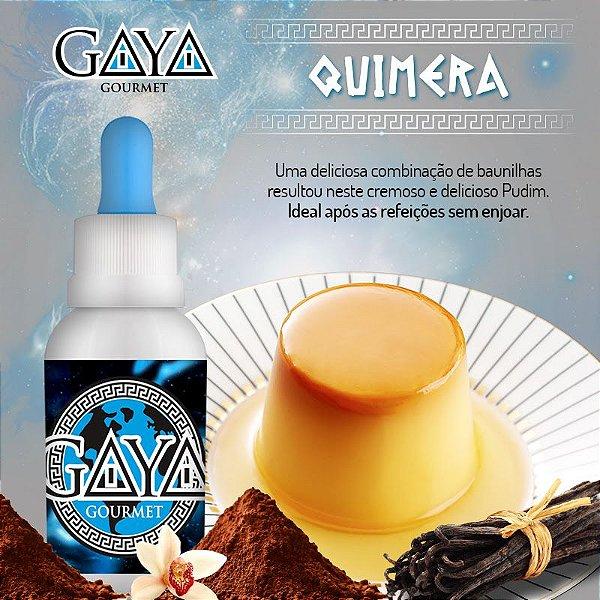 Liquido GAYA Gourmet Quimera (Baunilha)