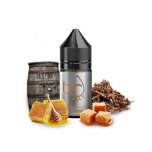 Líquido Havanna (Charuto, Mel e Rum) - SaltNic / Salt Nicotine | BrLiquid