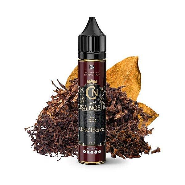 Líquido Clove Tobacco | Cosa Nostra