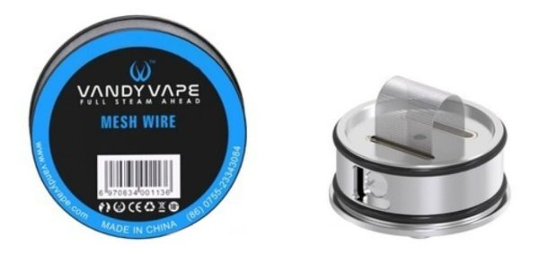 Malha Mesh Wire   Vandy Vape