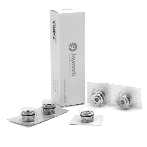 Pack c/ 5 Bobinas MG |Ultimo |- Joyetech