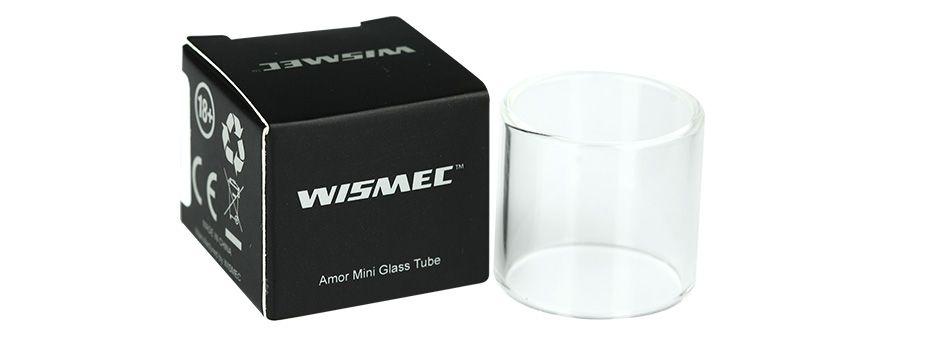 Tubo de Vidro para Reposição Reux mini / Amor - Wismec