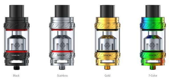 Atomizador TFV12 - Cloud Beast King - Tank 6,0 ml - Smok