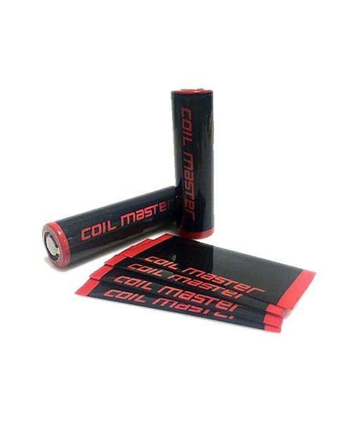 Wrap termo retrátil para bateria 18650 - Coil Master