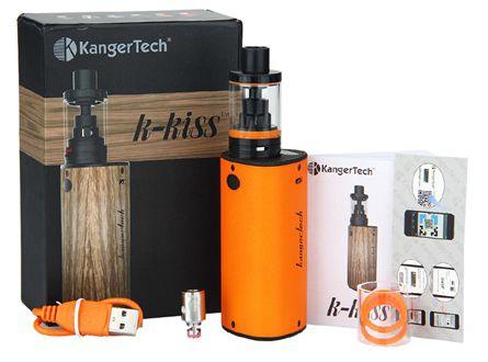 Kit K-Kiss 6300mAh - Kangertech
