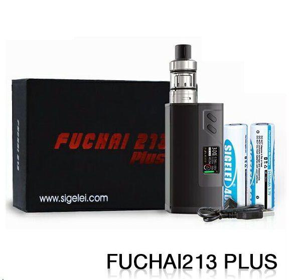 Kit Fuchai 213 Plus- Atomizador S-31- Sigelei