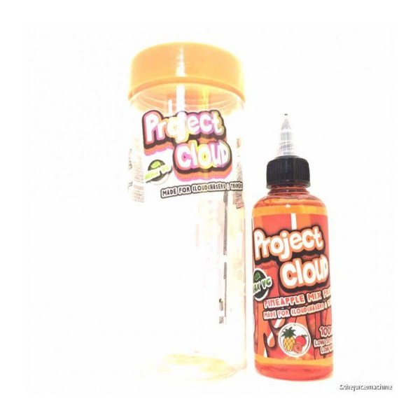 Líquido Project Cloud - Naked Nation - Pineapple Mix Fruits