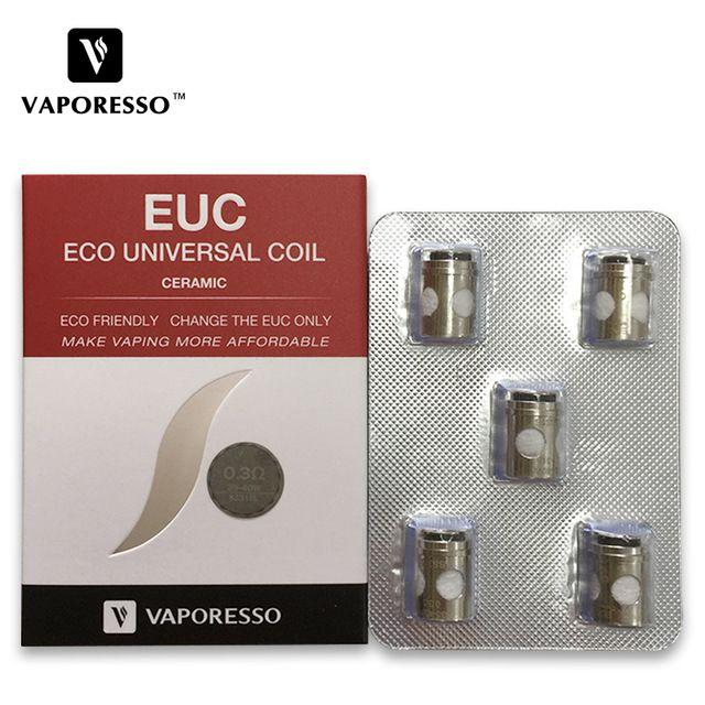 Bobina de Reposicao (Resistencia) EUC - Ceramica p/ |Veco-Tarot Nano| - Vaporesso