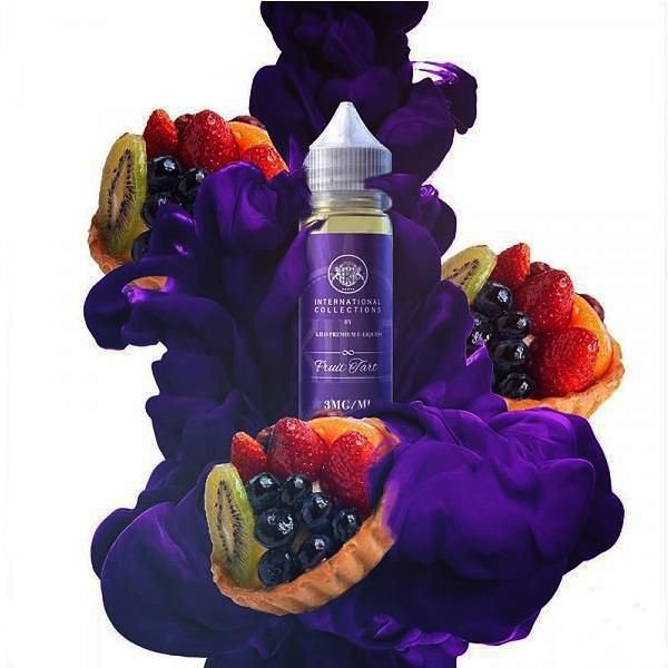 Líquido KILO - International Collections - Europe - Fruit Tart
