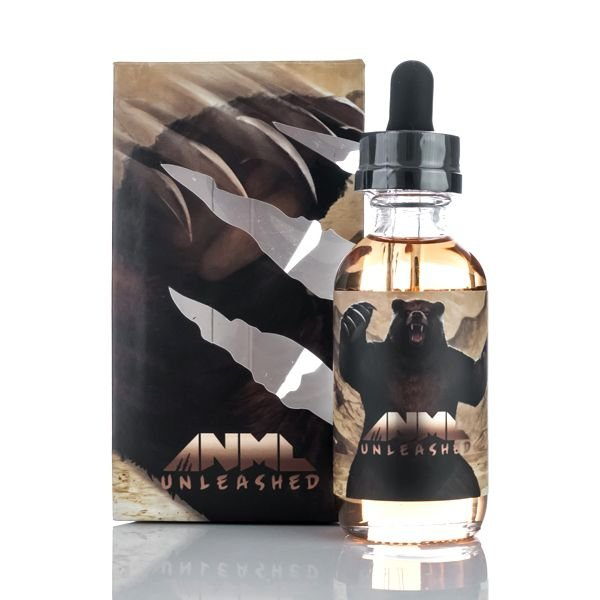 Líquido ANML Vapors - Unleashed - GRIZZLY
