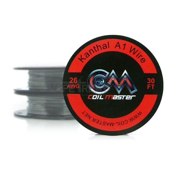 Fio Kanthal A1 Wire - Coil master Wire - Coil Master