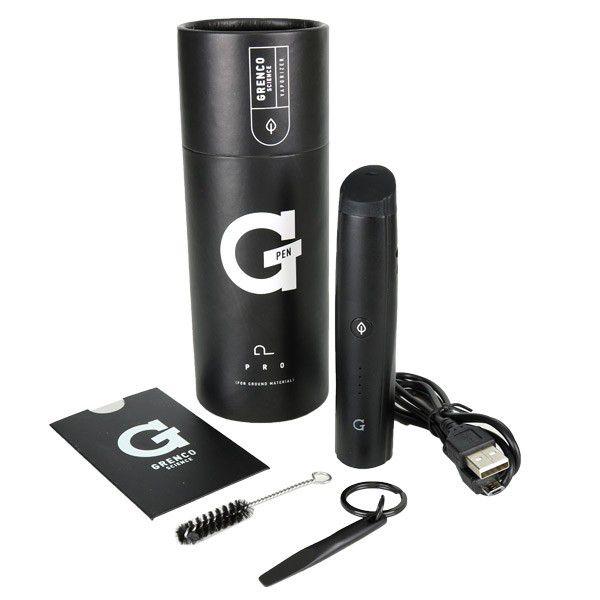 Vaporizador de Ervas G Pen Pro - Grenco Science