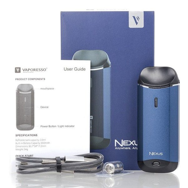 Kit POD System Nexus AIO - 650mAh - Vaporesso