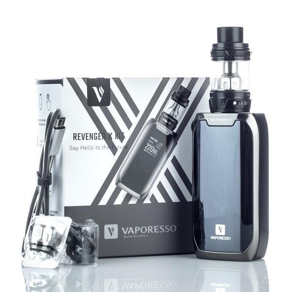 Kit Revenger X 220W TC |Atomizador NRG| - Vaporesso
