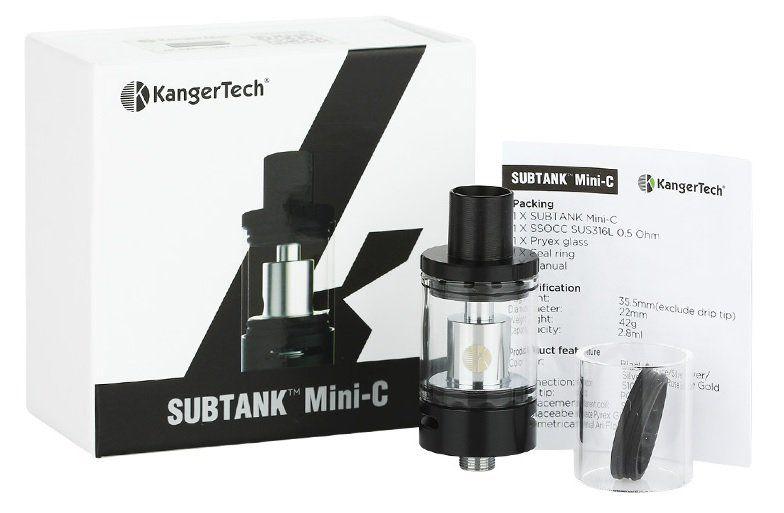 Atomizador SUBTANK MINI C - KangerTech®