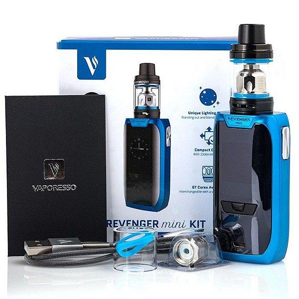 Kit Revenger Mini 85W - 2500 mAh |Atomizador NRG SE | Vaporesso
