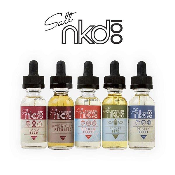 Líquidos - NKD 100 - Salt Premium