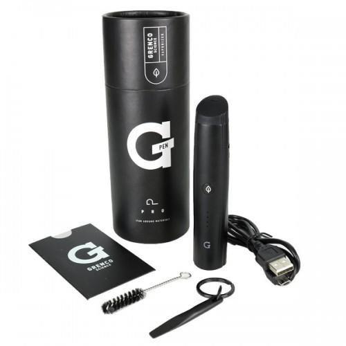 Vaporizador de Ervas - G Pen Pro - Grenco Science