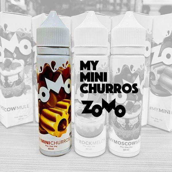 Líquido ZOMO - My Mini Churros