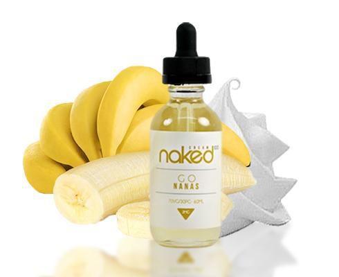 Líquido Go Nanas - Naked 100