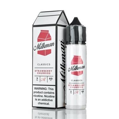 Liquido The Milkman | Strawberry Churrios