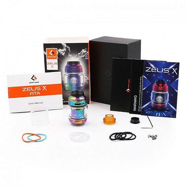 Atomizador Zeus X (RTA)   Geekvape