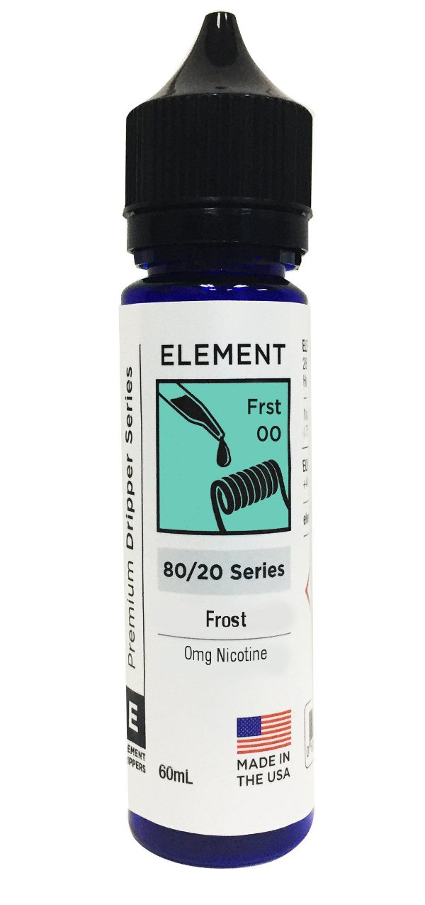 Liquido Element - Serie Dripper - Frost