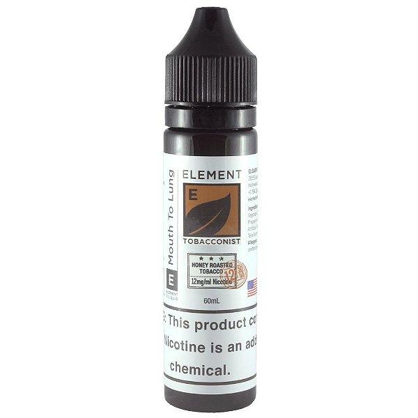 Liquido Element - Tobacconist - Honey Roasted Tobacco