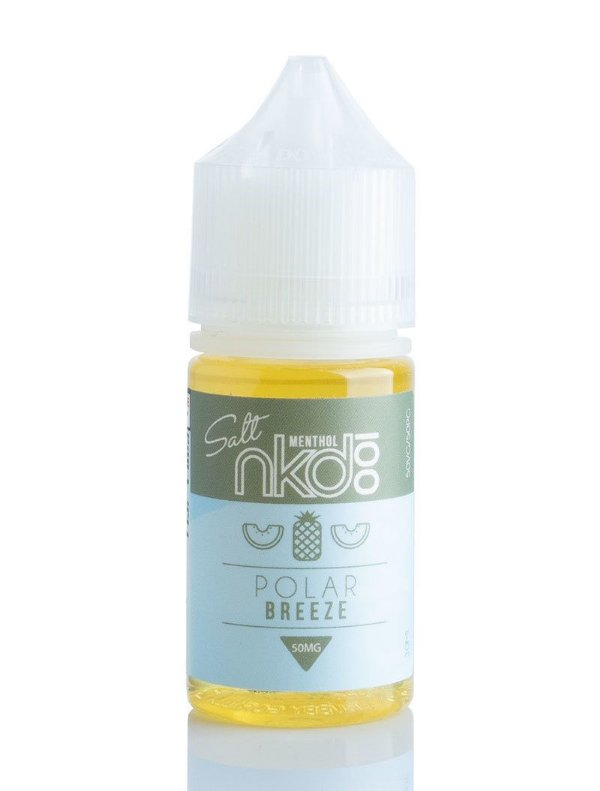 Líquido  Polar breeze - Naked NKD 100 - Salt Premium